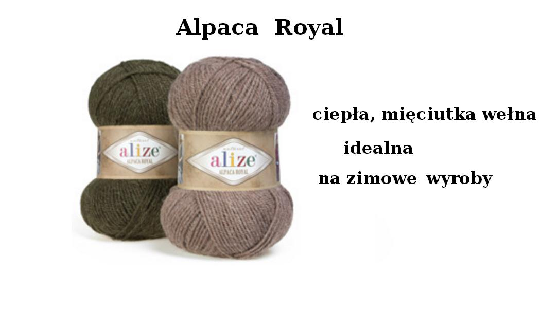 Alpaca Royal